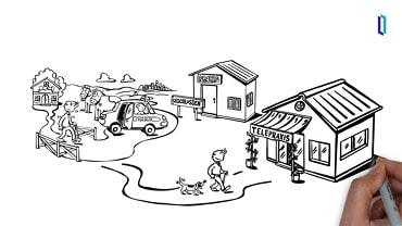 Medizinische Versorgung auf dem Land: Neue digitale Versorgungskonzepte helfen