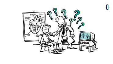 Früher war alles besser? Bei seltenen Erkrankungen oder Anomalien sicher nicht. Besser ginge es mit einer digitalen Gesundheitsgemeinschaft. #gemeinsamgesund