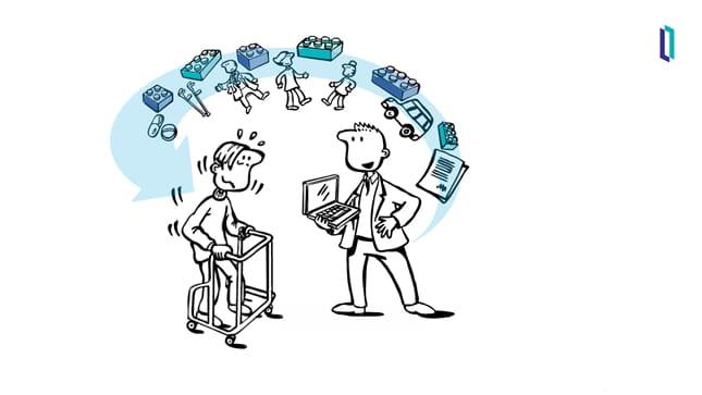 Digital vernetzen, Schlaganfälle vermeiden. Die digitale Gesundheitsgemeinschaft hilft!